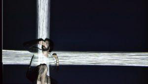 Coreografía en auditorio Padre Soler: Tracking