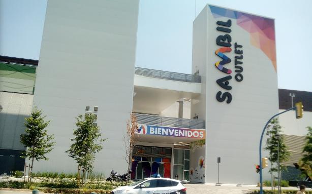 Sambil Outlet Leganés