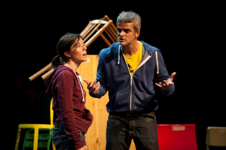 Teatro en Auditorio Padre Soler: El Hijo que Quiero Tener