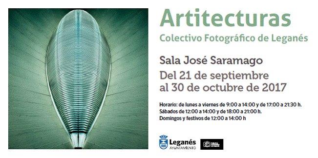 Exposición Artitecturas