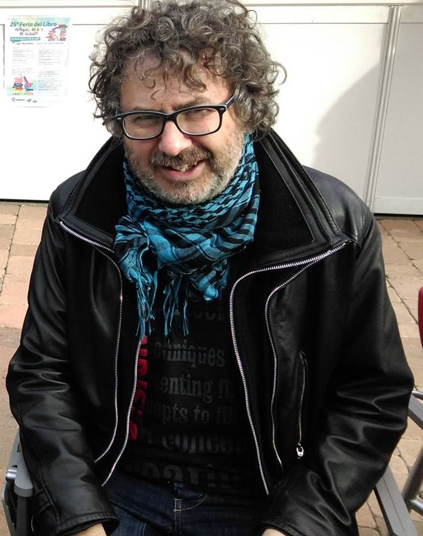 Fran Cenamor, un poeta en Leganés.