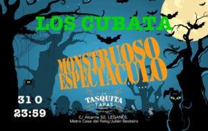 Halloween Party en La Tasquita de Leganés