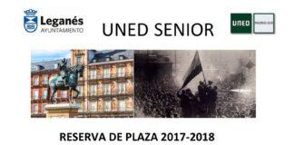 Cursos Senior de la UNED, Leganés