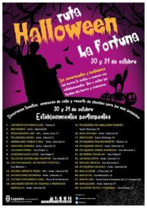 RUTA DE HALLOWEEN DE LA FORTUNA