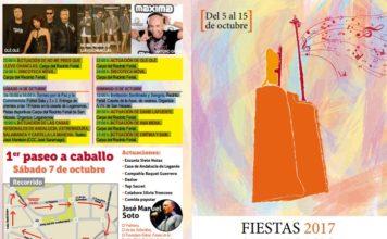 Programa de las Fiestas de San Nicasio 2017