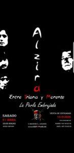 Alzira entre Triana y Morente Flamenco Rock