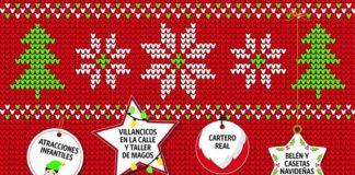 Programa de las fiestas de navidad en Leganés