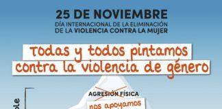 Día Eliminación de la Violencia Contra la Mujer