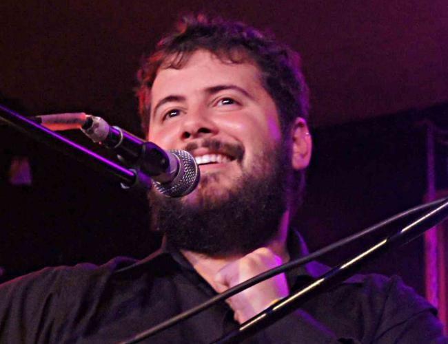 David es un músico profesional independiente de Leganés