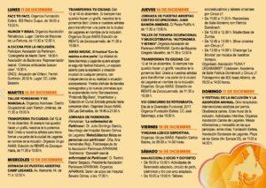 X Semana de la Diversidad Funcional programa