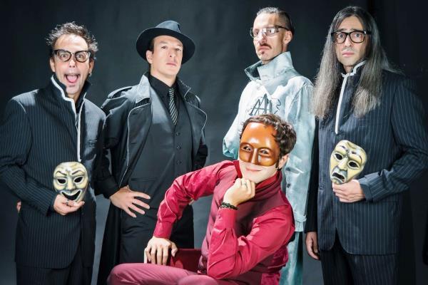 Teatro comedia CRIMEN Y TELÓN