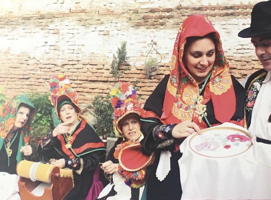 Segunda edición cena Espectáculo folklore extremeño y gastronomía.