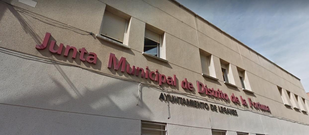 Junta municipal de distrito la fortuna