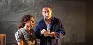 Teatro drama. ¡AY, CARMELA!