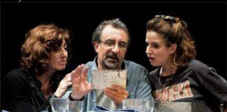 Teatro drama. DONDE EL BOSQUE SE ESPESA