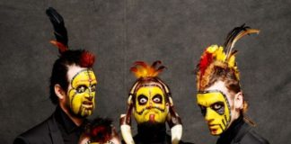 Teatro gestual. THE PRIMITALS