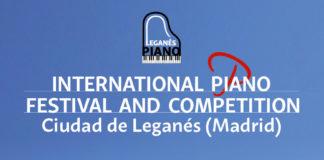 2º CONCURSO Y FESTIVAL INTERNACIONAL DE PIANO CIUDAD DE LEGANÉS