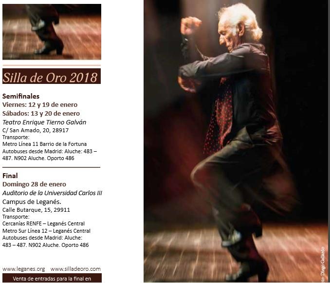 Certamen de Cante Flamenco