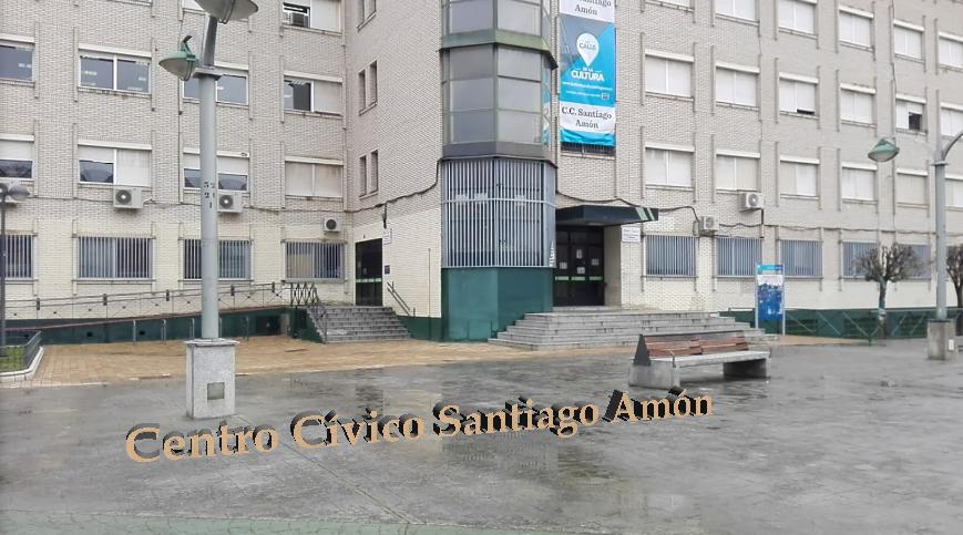Centro Cívico Santiago Amón