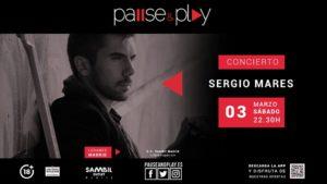 Concierto de Sergio Mares PausePlay Sambil