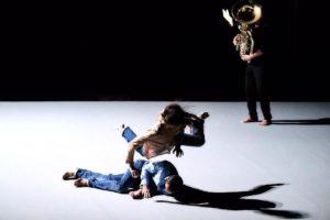 Danza en Leganés LA DESNUDEZ - DANIEL ABREU