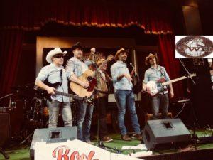 Folsom Prison Band en La Tasquita de Leganes