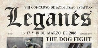 VII Concurso de Modelismo Estático Ciudad de Leganés