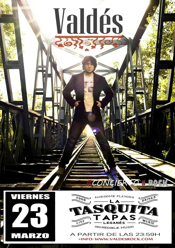 Valdes Rock&Roll Blues en la Tasquita