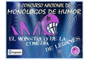 V Concurso Nacional de Monólogos de Humor