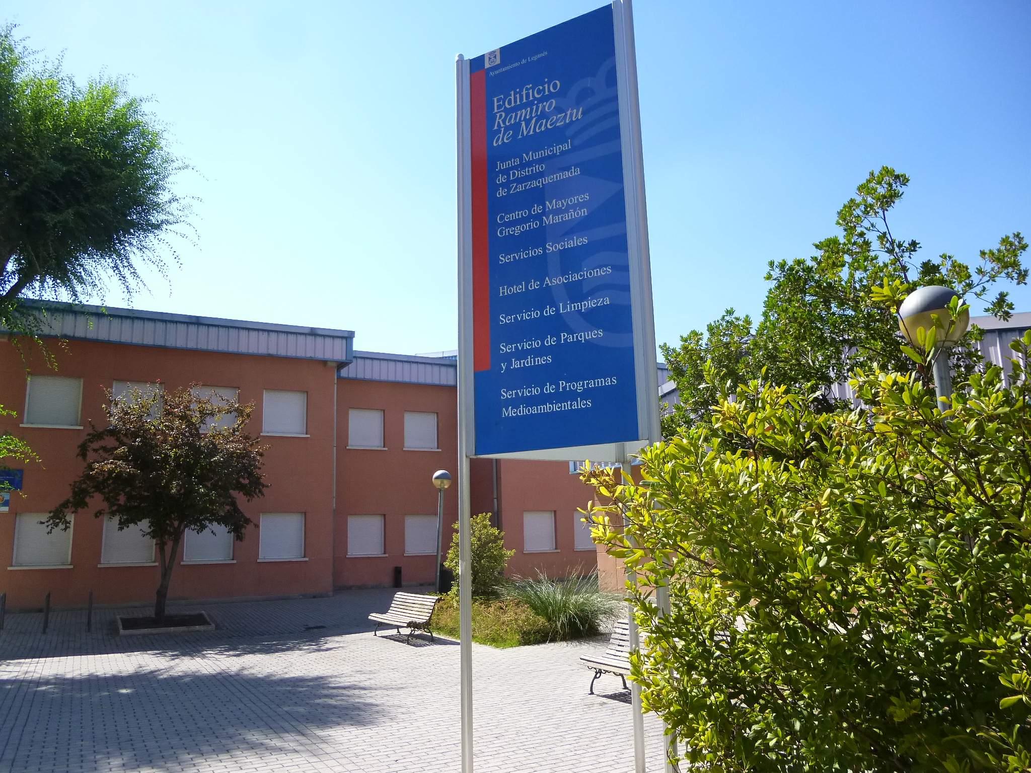 Centro de Servicios sociales Social Ramiro de Maeztu