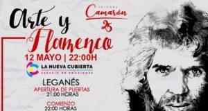 Festival homenaje a Camarón en la nueva cubierta