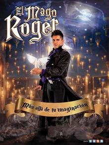 MAGO ROGER más allá de la imaginación en la Cuchara Mágica
