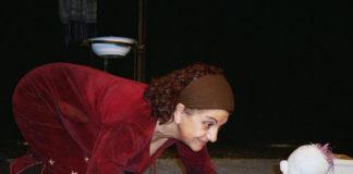 Ángela Álvarez y el teatro Gurdulú