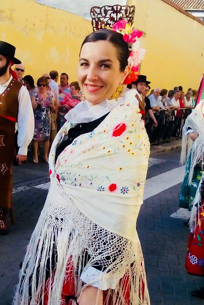 Ana Ampuero Coros y Danzas Villa de Leganés