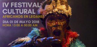 IV Festival Cultural Africanos en Leganés