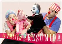 LA RATITA PRESUMIDA Y MÁS CUENTOS DE RATONES en el Gurdulu