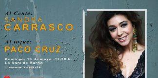 La Libre Flamenco Sandra Carrasco y Paco Cruz