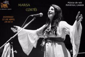 Marisa Cortés y Raúl Chiochio en la Libre