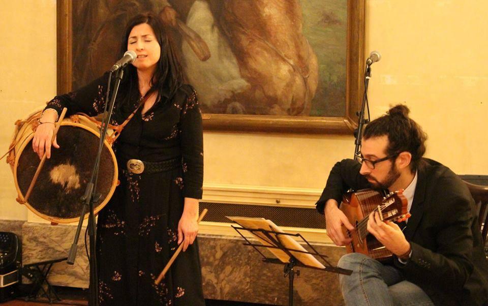Marisa Cortés y Raúl Chiochio