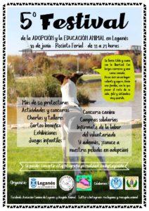 5º Festival de la Adopción y la Educación Animal