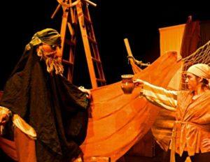 EL PIRATA BARBA - Teatro en Arroyo Culebro