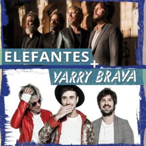 ELEFANTES + VARRY BRAVA