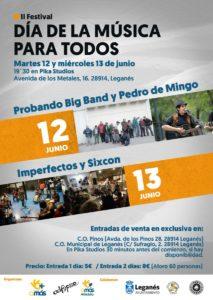 Festival Día de la Música Para Todos