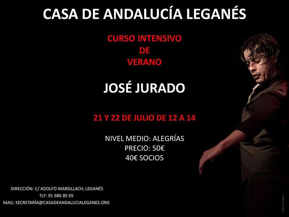 Curso intensivo de alegrías en la Casa de Andalucía