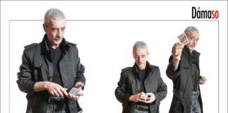 Dámanso Fernández. Maestro de Magos en Leganés.