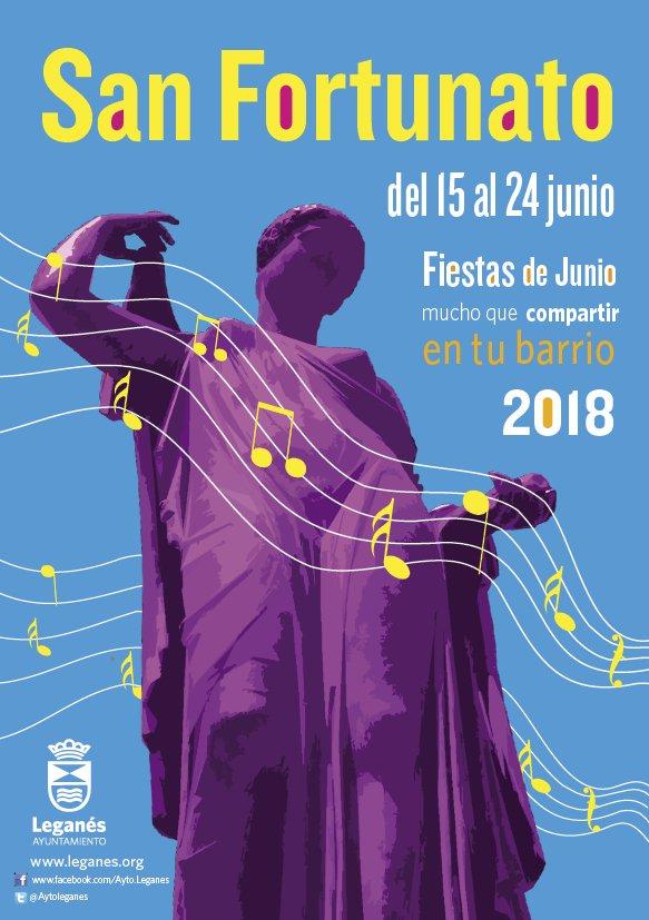 Fiestas de La Fortuna programación