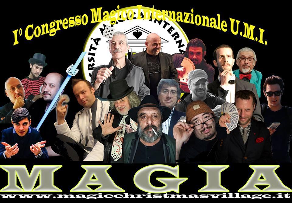Universidad Dámanso Fernández. Maestro de Magos en Leganés.