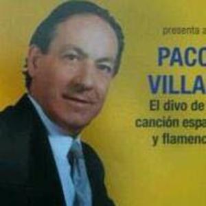 Paco Villar Canción Española en La Isla