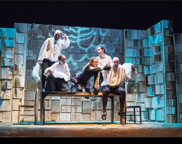 espectáculo de teatro en Leganés