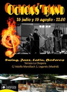 Ochoas Band en La Chopera